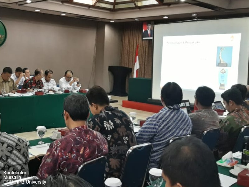 PPLH IPB University Menjalin Kerjasama Pengurusan Persetujuan Lingkungan Panas Bumi (Geothermal)